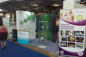 Egészség Kapuja - MediKlaszter stand