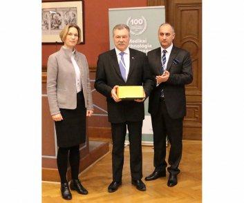 Elismerésben részesülők - Farkas Bertalan - első magyar űrhajós, vadászpilóta, űrkutató