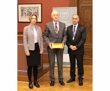 Elismerésben részesülők - Blaskovics Ferenc - Metrimed Kft. alapító igazgatója